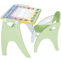Набор детской мебели - мольберт Буквы- цифры