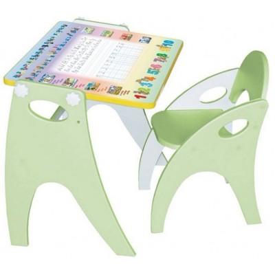 Набор детской мебели - мольберт Буквы- цифры - мой малыш