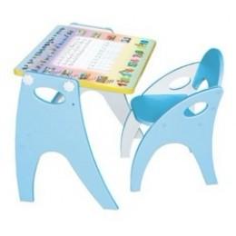 Набор детской мебели - мольберт Буквы - Цифры