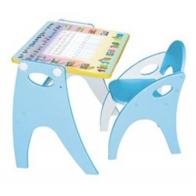 Набор детской мебели - мольберт Буквы - Цифры - мой малыш