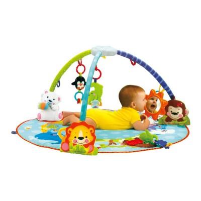 Игровой музыкальный коврик Люкс - мой малыш