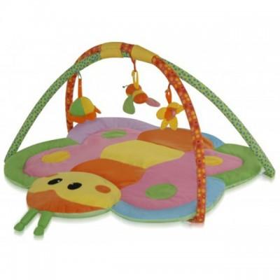 """Игровой  коврик """"Бабочка"""" Lorelli - мой малыш"""