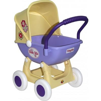 "Коляска для кукол ""Arina"" 4-х колёсная - мой малыш"
