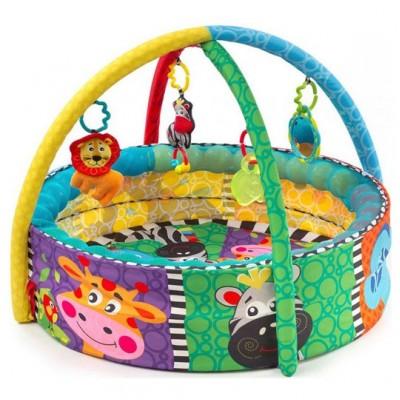 """Развивающий коврик с мячиками """"Весёлый цирк"""" - мой малыш"""
