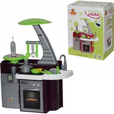 """Набор """"Кухня Laura"""" с варочной панелью (в коробке) - мой малыш"""