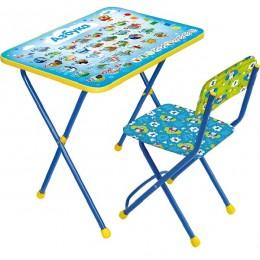 Комплект мебели Ника кп2 Азбука