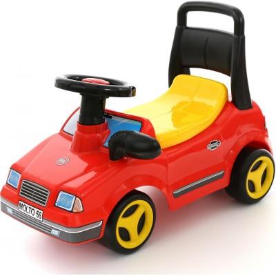 Каталка-автомобиль спортивный Вихрь - мой малыш