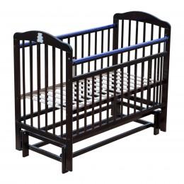Детская Кроватка Barney 9, темная