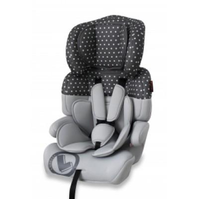 Автокресло детское 9-36 JUNIOR + Gray Dots - мой малыш