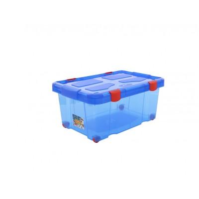 Ящик для игрушек на колесиках - мой малыш