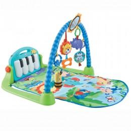 Развивающий коврик PANDA BABY BLUE PIANO