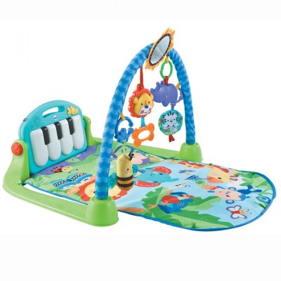 Развивающий коврик PANDA BABY BLUE PIANO - мой малыш