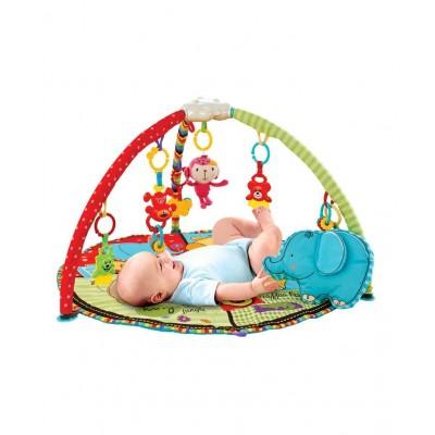 Развивающий коврик PANDA BABY ZOO - мой малыш