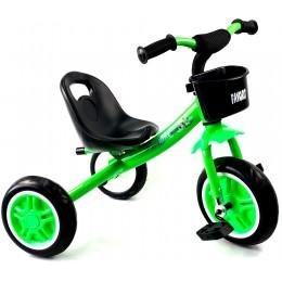 Велосипед Favorit Trike Kids зеленый