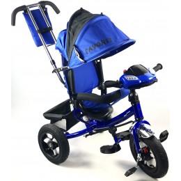Велосипед детский FAVORIT TRIKE RALLY синий