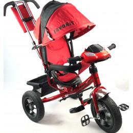 Велосипед детский FAVORIT TRIKE RALLY красный