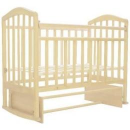 Детская кроватка Алита 3 слоновая кость