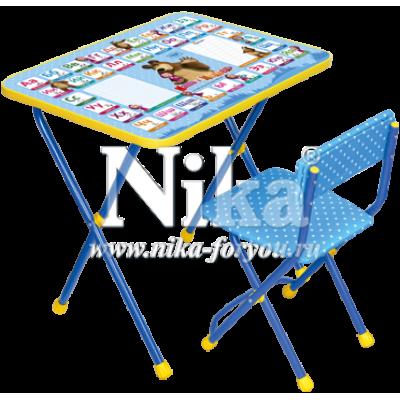 Комплект мебели Ника кп2 Азбука-2 - мой малыш