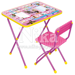 Комплект мебели Ника кп2 Азбука-3