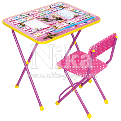 Комплект мебели Ника кп2 Азбука-3 - мой малыш