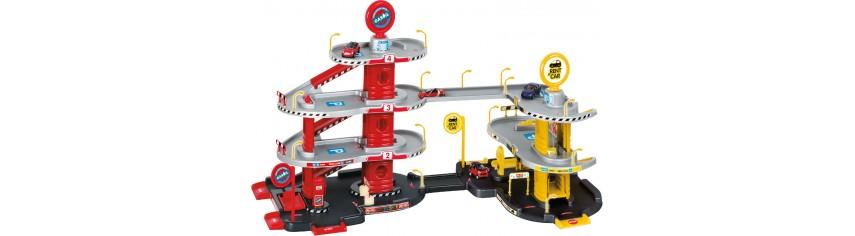 Парковки, железные дороги, трассы
