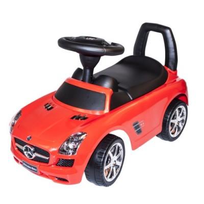 Каталка Мersedes-Benz Красная - мой малыш