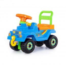 Джип 4х4 (голубой)