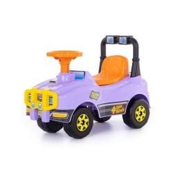 Автомобиль Джип-каталка (сиреневый)