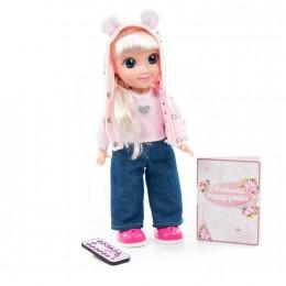 """Кукла """"Кристина"""" (37 см) на прогулке"""