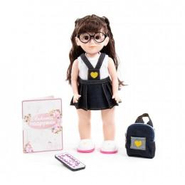 """Кукла """"Вика"""" (36 см) в школе"""