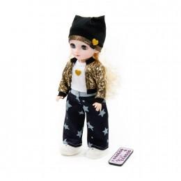 """Кукла """"Арина"""" (37 см) на прогулке"""