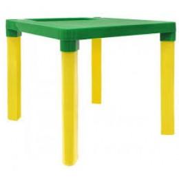 Стол детский пластиковый Малыш зеленый